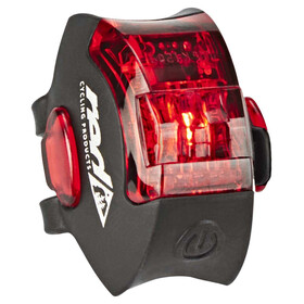 Red Cycling Products Power LED USB Rear Light - Éclairage vélo - noir